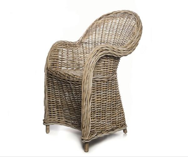 Плетёная мебель сделанная вручную купить в интернет магазине