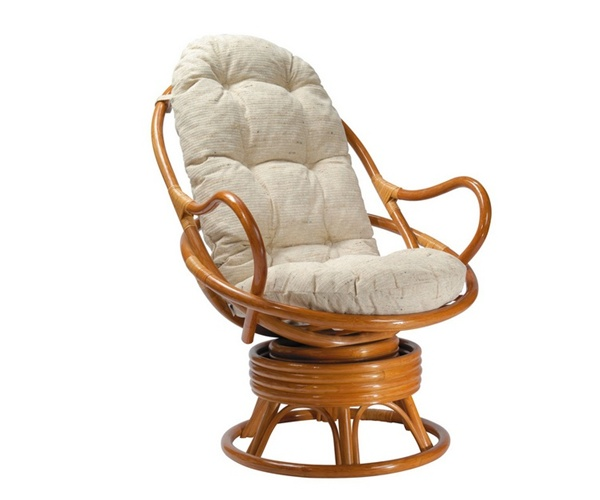 Плетёная мебель из искусственного ротанга для дачи