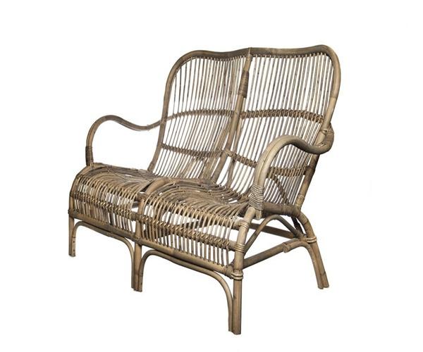 Мебель плетеная вручную для сада и дачи уличная